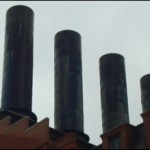Baltimore Smoke Stacks - Before #1