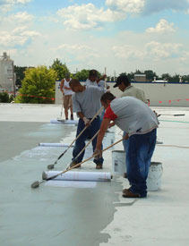 Fully Reinforced Roof Membrane Systems From Acrymax